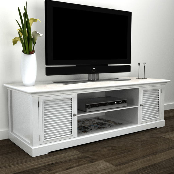Sorrento Entertainment Cabinet White