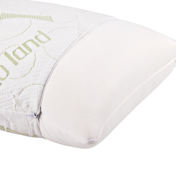 2 x Shredded Memory Foam Pillow Bamboo  Cover - Free Shipping - Darkhorse Creations
