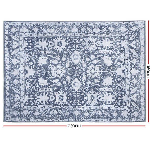 Floor Rugs 160 x 230 Living Room Bedroom Soft Large Carpet Rug Short Pile