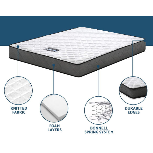 Queen 16cm Thick Tight Top Foam Mattress