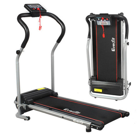 Everfit Home Electric Treadmill  Black