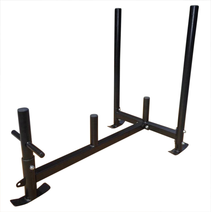 Heavy Duty Gym Sled with Harness