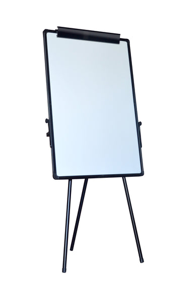 60 x 90cm Magnetic Writing Whiteboard Dry Erase wand Height Adjustable Tripod Stand