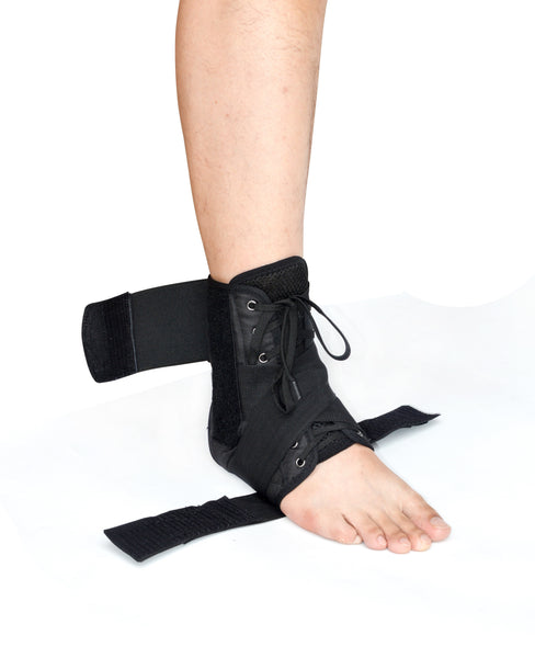 Ankle Brace Stabilizer  Ankle sprain and instability  LARGE