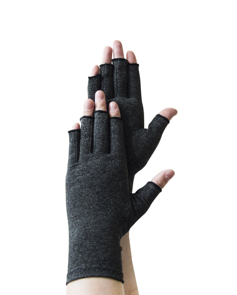 Arthritis Gloves Compression Joint Finger Hand Wrist Support Brace  Medium