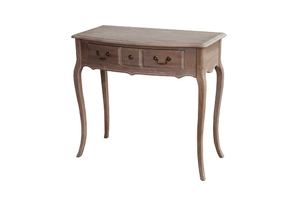 Kate Dresser Desk White Washed