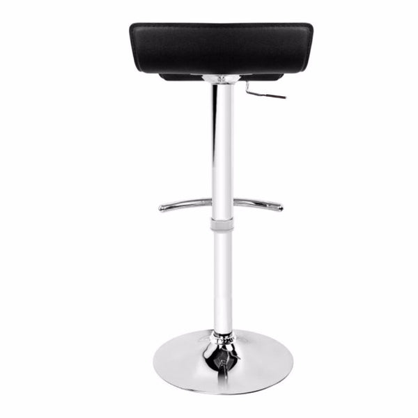 2 X Chess Bar Stool Black