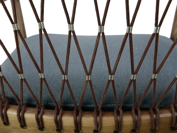 Hans Wegner Replica Rocking Chair (Charcoal) - FREE SHIPPING AUSTRALIA WIDE - Darkhorse Creations