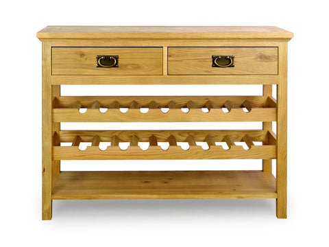 American White Oak Buffet (Natural) - Free Shipping - Darkhorse Creations