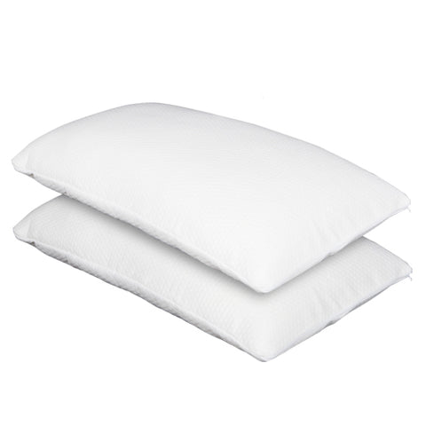 2 x Deluxe Shredded Memory Foam Pillow - Free Shipping - Darkhorse Creations