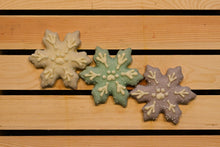 Christmas Snowflake (pack of three)