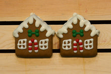 Christmas Gingerbread House (pack of two)