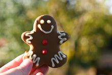 Christmas Gingerbread Man (pack of two)