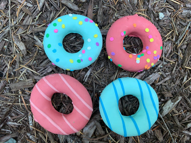 Party mini donuts pack of four