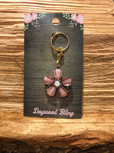 Pink daisy - Dogwoodbling horse dog treat