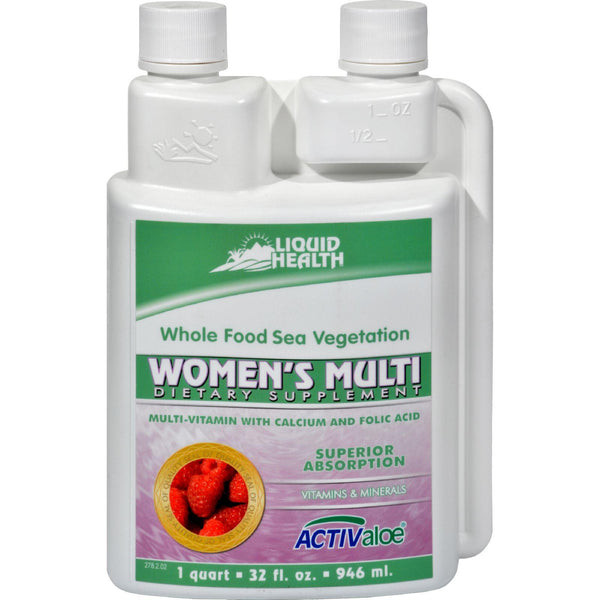 Liquid Health Women's Multi - 32 Fl Oz