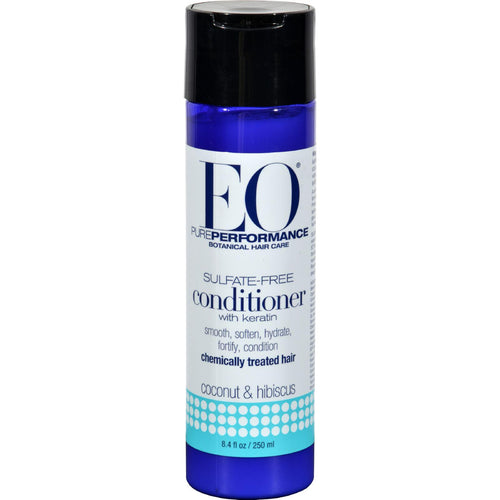 Eo Products Conditioner Coconut And Hibiscus - 8.4 Oz