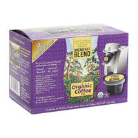 Organic Coffee Company Onecups - Breakfast Blend - Case Of 6 - 4.65 Oz.