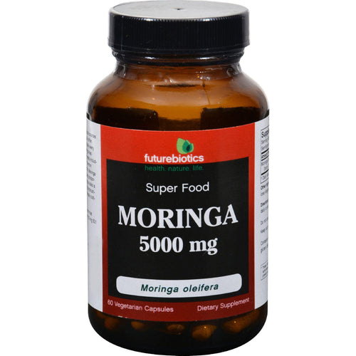 Futurebiotics Moringa - 5000 Mg - 60 Vcaps