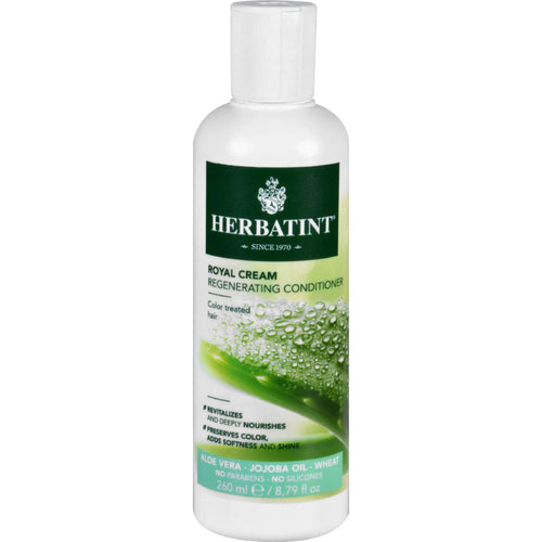 Herbatint Conditioner - Royal Cream - 8.79 Oz