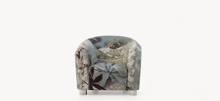 Diesel Overdyed Lounge Chair