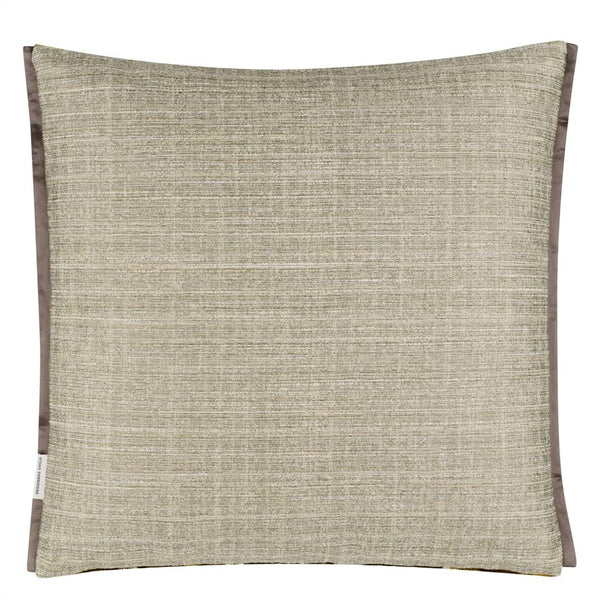 Designers Guild Manipur Ochre Cushion