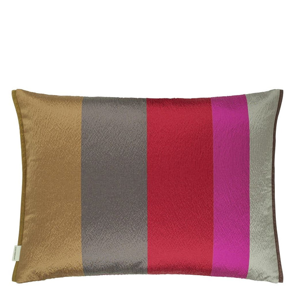 Designers Guild Saarika Berry Cushion