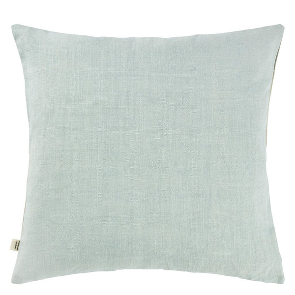 John Derian Mixed Tones Cobalt Cushion