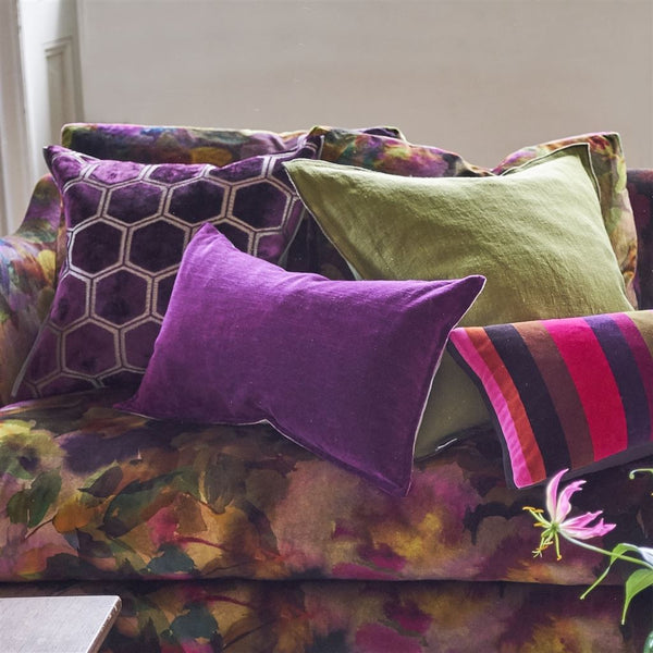 Designers Guild Milazzo Moss Cushion