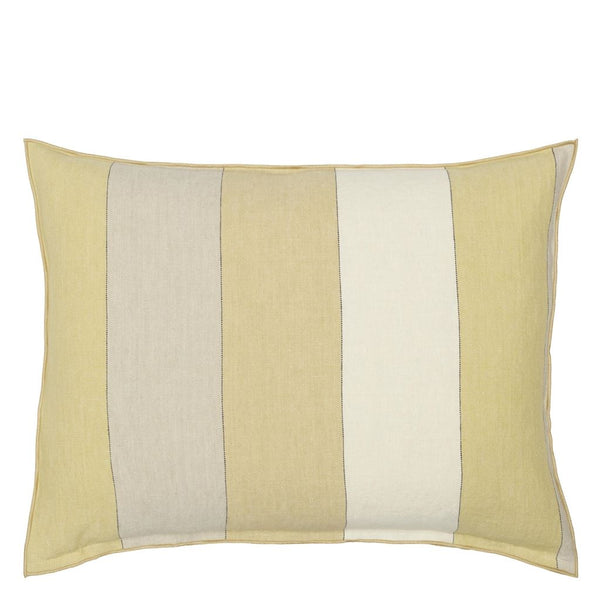 Brera Gessato Hemp Cushion