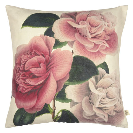 John Derian The Rose Tuberose Cushion