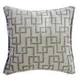 Jeanneret Platinum Cushion