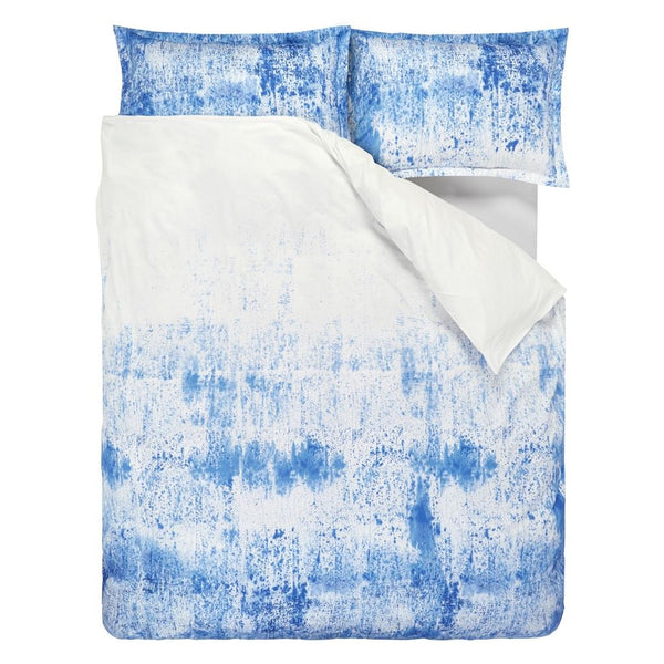 Satari Cobalt Superking Duvet Set