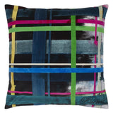 L'entrelac Multicolore Cushion