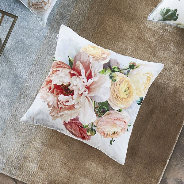 Designers Guild Tourangelle Coral Cushion