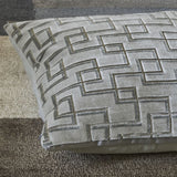 Designers Guild Jeanneret Platinum Cushion