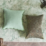 Designers Guild Milazzo Antique Jade Cushion