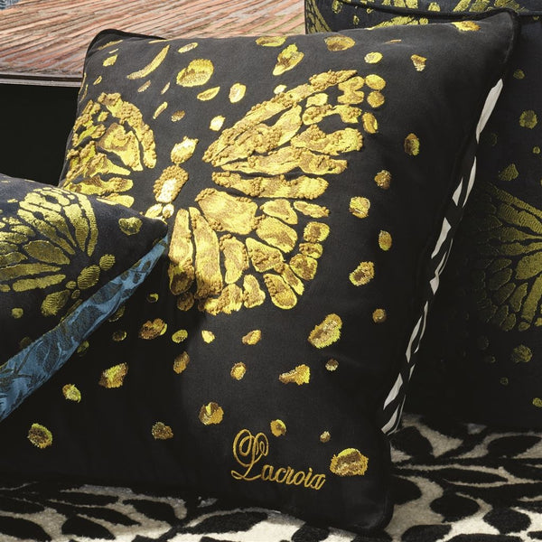 Christian Lacroix Le Messager Iris Cushion