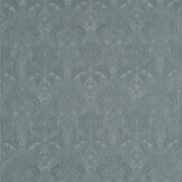 Houghton Damask - Vintage Blue