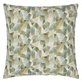 Designers Guild Geo Moderne Pewter Cushion