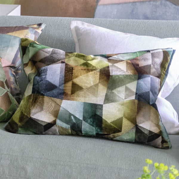 Designers Guild Maurier Emerald Cushion
