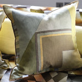 Designers Guild Alphonse Ochre Cushion