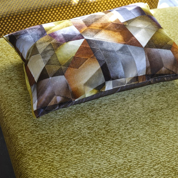 Designers Guild Maurier Ochre Cushion