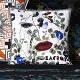 Christian Lacroix Dame Nature Printemps Cushion