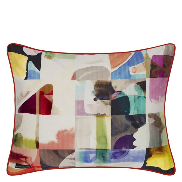 Christian Lacroix Lovely Escape Multicolore Cushion