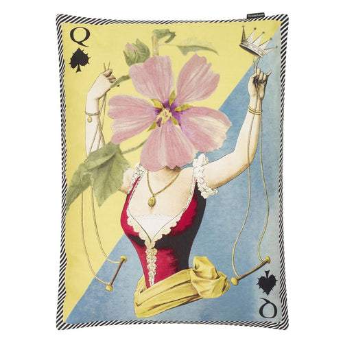 Christian Lacroix Madame Fleur Printemps Cushion