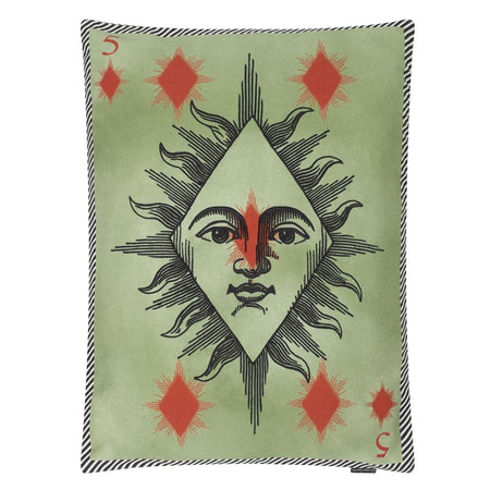 Christian Lacroix Sunset Mix Crepuscule Cushion