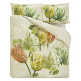 Designers Guild Spring Tulips Buttermilk Bed Linen