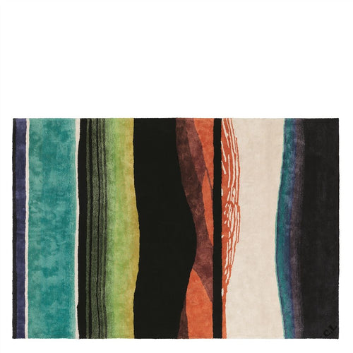 Cl Tempera Multicolour Standard Rug