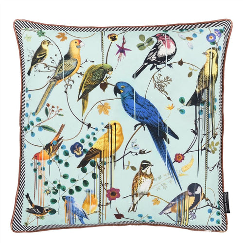 Christian Lacroix Birds Sinfonia Crepuscule Cushion